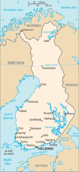 Explore Finland: Our Worldwide Culture Swap Package