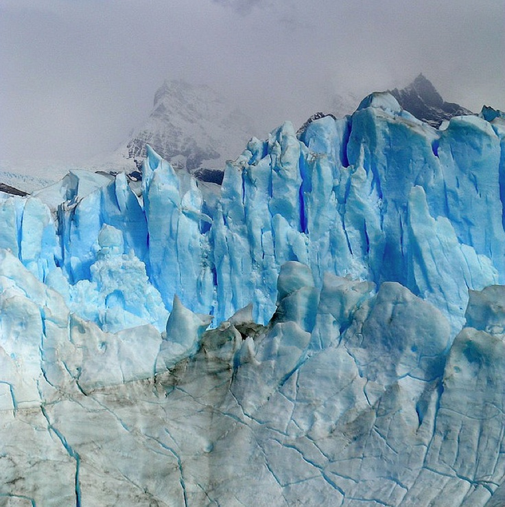 breathtaking blues of patagonia
