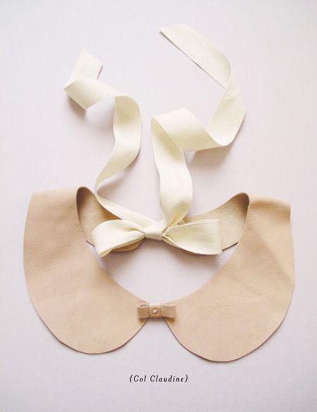 DIY round up! Cute collars