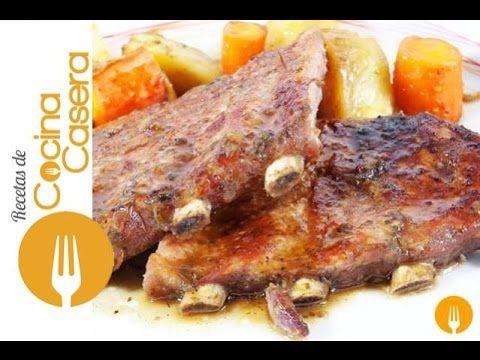 Las mejores recetas con costillas de cerdo | Recetas de Cocina Casera - Recetas fáciles y sencillas