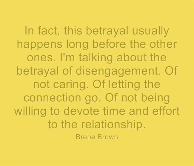39 best images about brene brown on pinterest count for Define treacherous