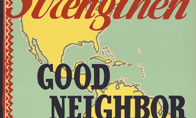 a paper on the good neighbor policy A brilliant though unorthodox treatment of the cultural and intellectual developments that lay behind the policy of the good neighbor the influence of culture on.