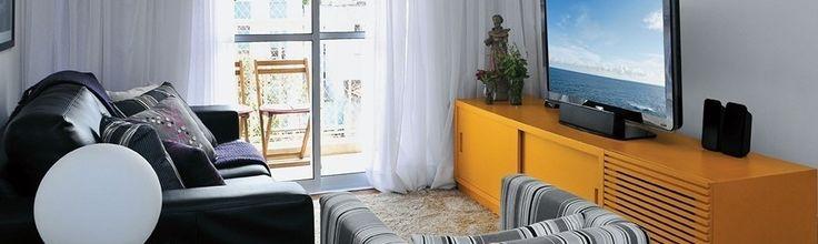 miniatura do post - decoração de sala de estar pequena - dicas poderosas