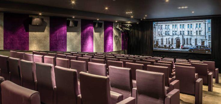 Hotel With Cinema | West End Hotel London | Cinema