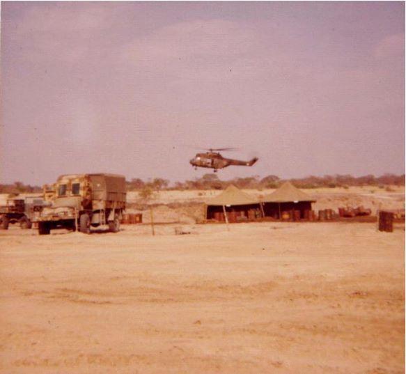 SADF base.