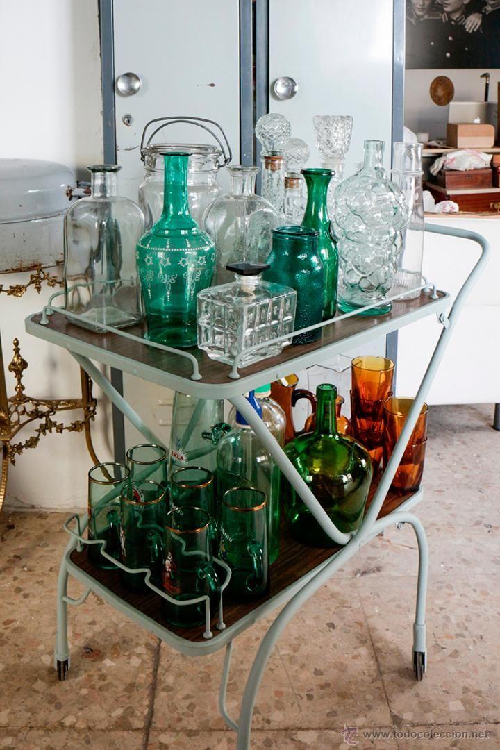 M s de 1000 ideas sobre camarera en pinterest carritos de bar carro de bebidas y cesta de t - Carrito bebidas ...