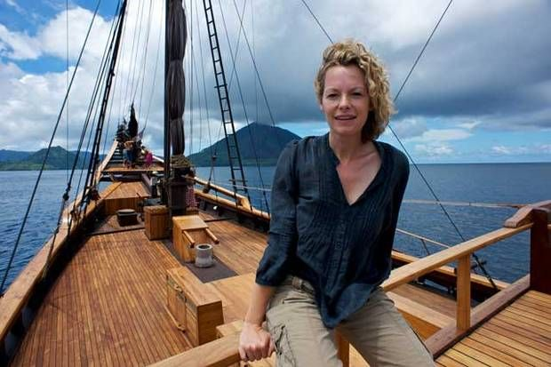 Spice girl: Kate Humble's aromatic journey in Indonesia - Asia ...