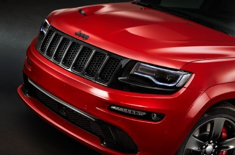 2015 Jeep Grand Cherokee Specifications, Pricing, Photos - Motor Trend