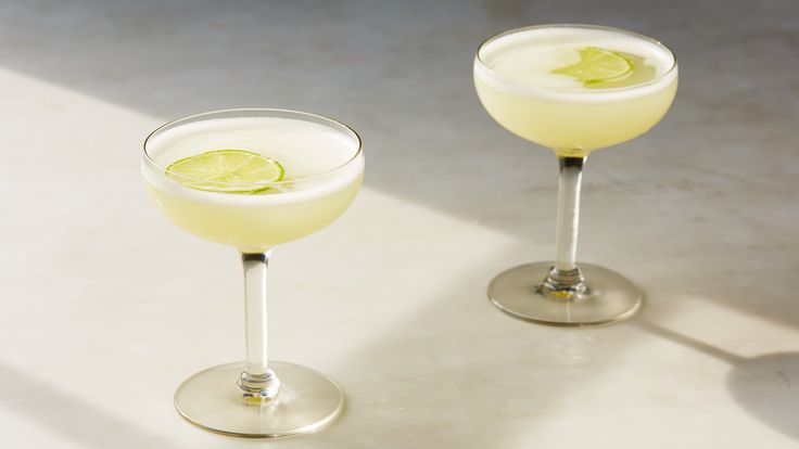 Fresh lime juice is an absolute must in this classic sour cocktail -- avoid using the packaged or bottled kind.