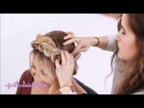 Best 25+ Short hair braids tutorial ideas on Pinterest ...