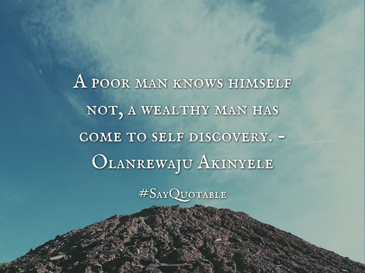 Al Inspiring Quote On Self Discovery: 1000+ Self Discovery Quotes On Pinterest