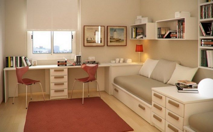 Ide kreatif menyiasati kamar tidur sempit dengan tempat tidur unik