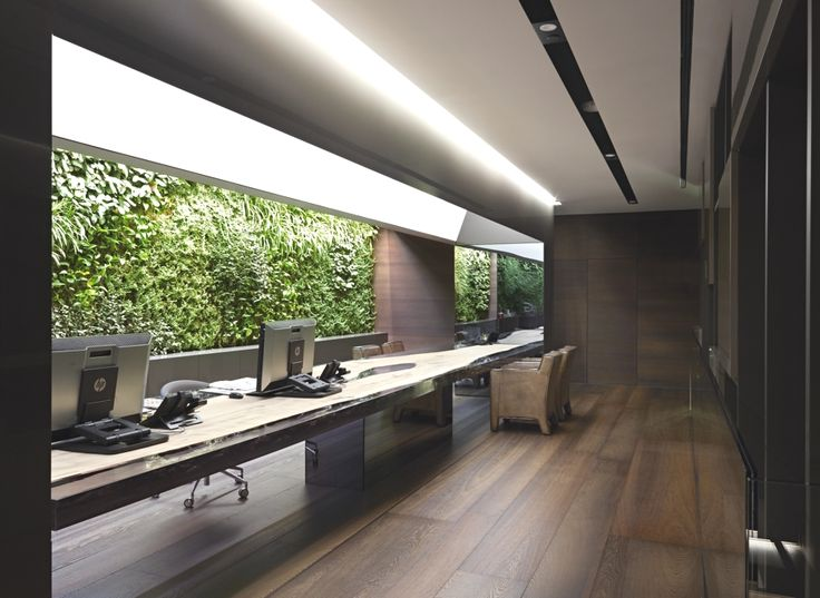 Best 25 cool office space ideas on pinterest cool for Cool office reception