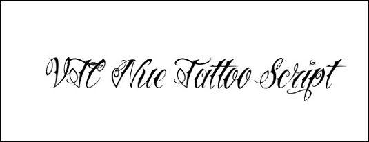 10 free tattoo fonts for designers   Typography   Creative Bloq   http://www.creativebloq.com/typography/free-tattoo-fonts-designers-12121431#