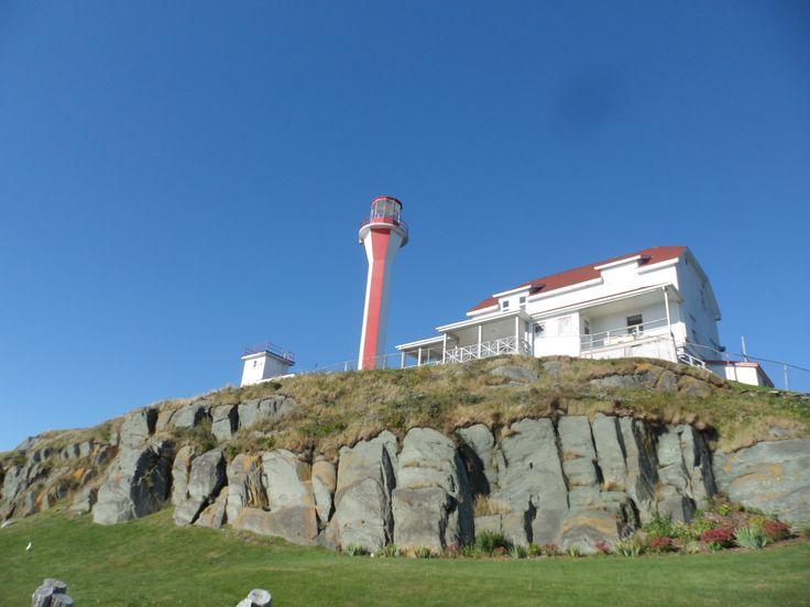 Cape Forchu Yarmouth Nova Scotia