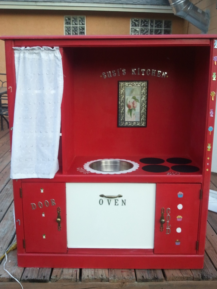 70 best images about repurpose entertainment center ideas for Upcycled entertainment center