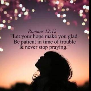 Roman 12:12