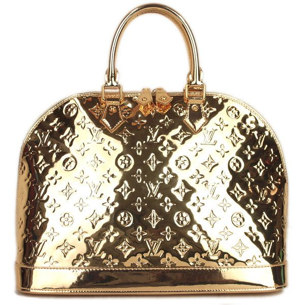 Pre-owned Louis Vuitton Satchel found on Polyvore