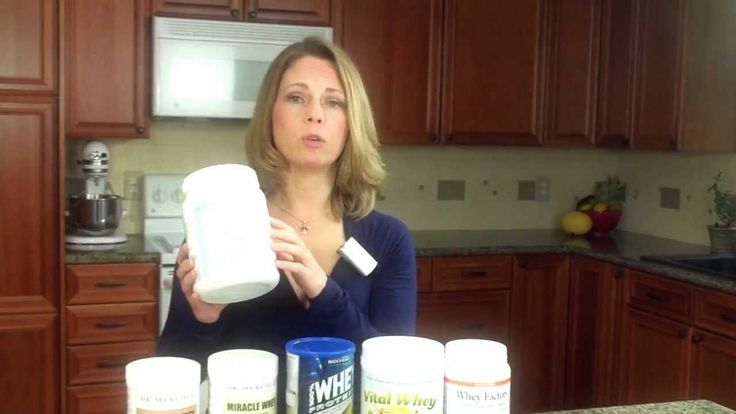 What is the BEST Whey Protein Powder for Weight Loss?