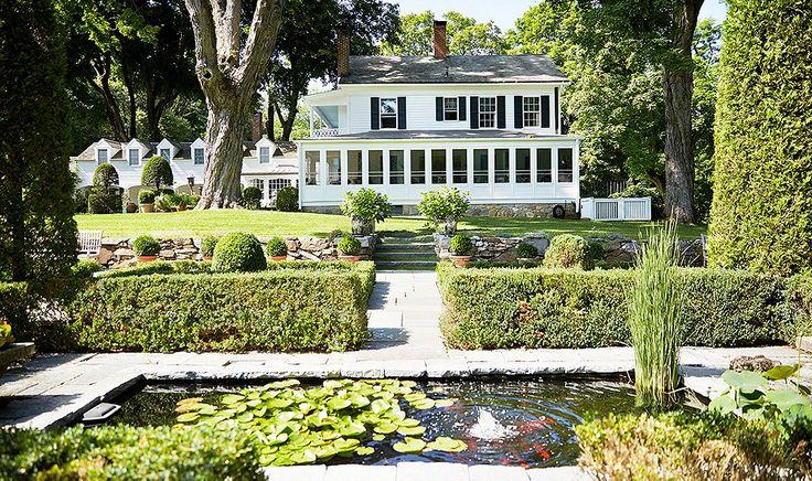 8 Gorgeous Ideas for Gardens from Bunny Williams