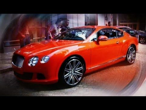 $200K Car Battle: Bentley GT Speed vs. Rolls Wraith  Bloomberg Television's Matt Miller takes the 2014 Bentley Continental GT Speed for a test drive. With a base price of $220,000, Bentley offers a lower-priced alternative to the Rolls Royce Wraith. (Source: Bloomberg)