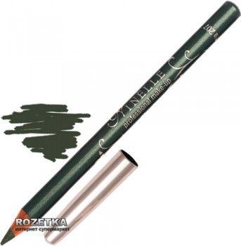 Карандаш для глаз Ninelle Professional Make-Up 1.7 г 207-Зеленый (8435328100514)