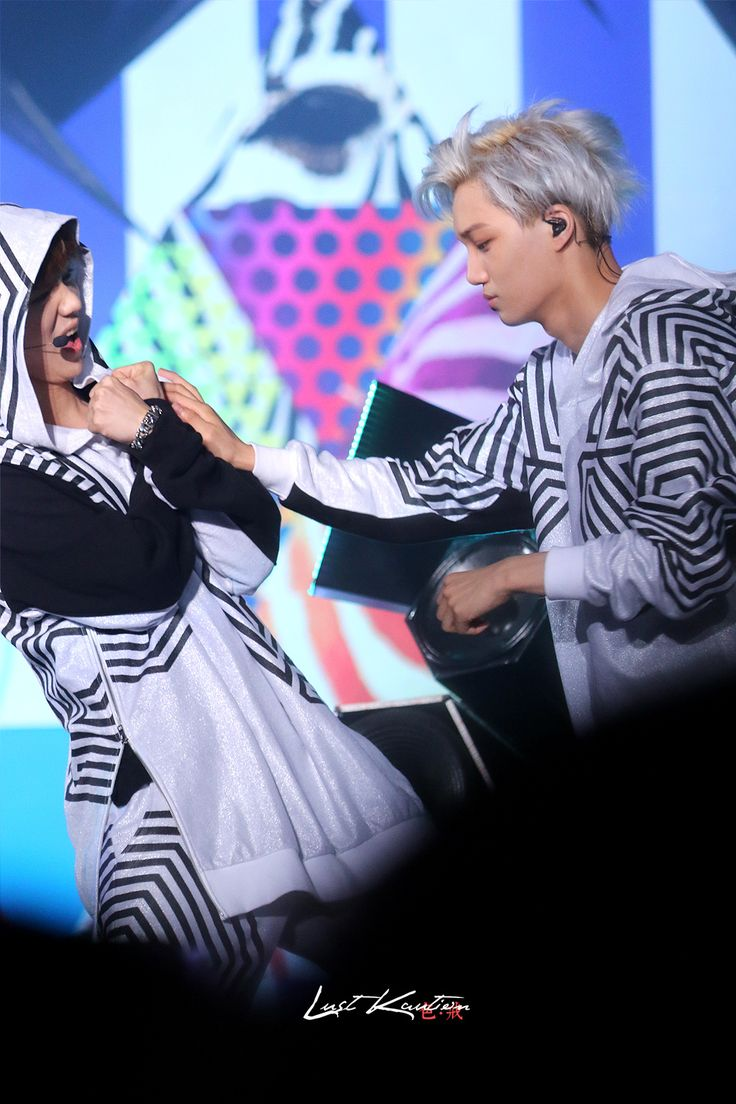 140523 Luhan & Kai | EXO's first solo concert: 'The Lost Planet' DAY 1