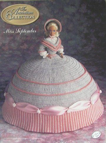 Annie's Attic Crochet Bed Doll Pattern September 1991 by joyalice, $4.50
