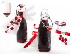 Glühweinsirup Rezept - Das perfekte Weihnachtsgeschenk zum Selbermachen!