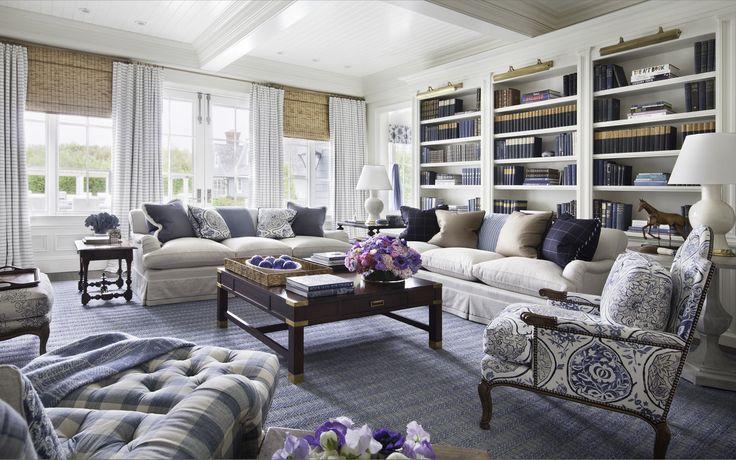 Alexa Hampton - Long Island House