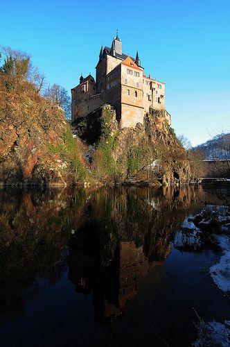 Kriebstein Castle - Saxony - Germany