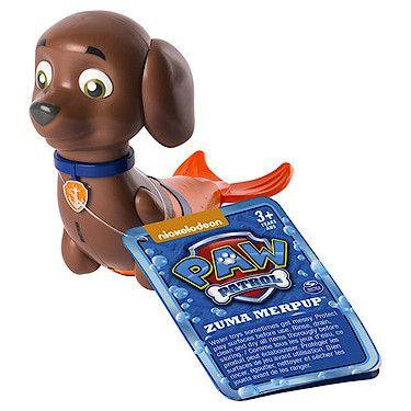 Paw Patrol Paddlin' Pups Bath Toy - Zuma Merpup