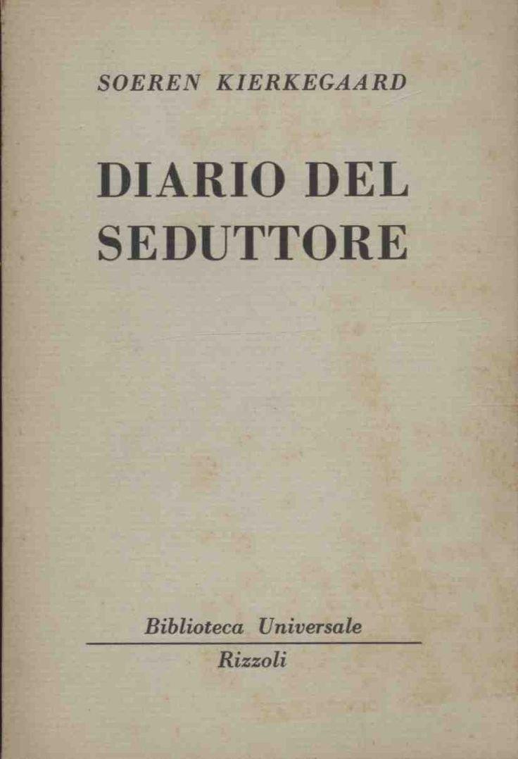 Amazon.it: Diario del seduttore - Kierkegaard Soeren - Libri