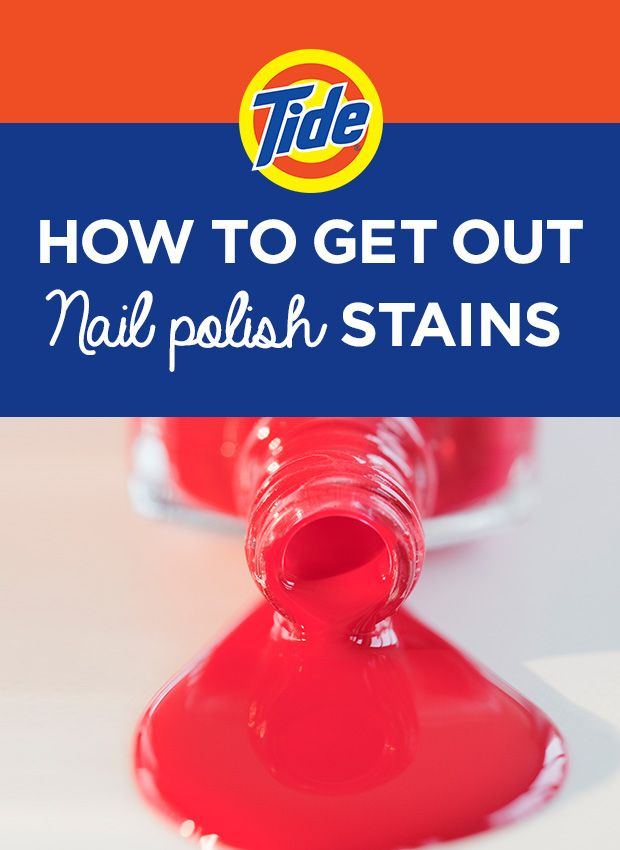 how to get out nail polish stains 1 brush the excess stain off the surface of the fabric 2. Black Bedroom Furniture Sets. Home Design Ideas