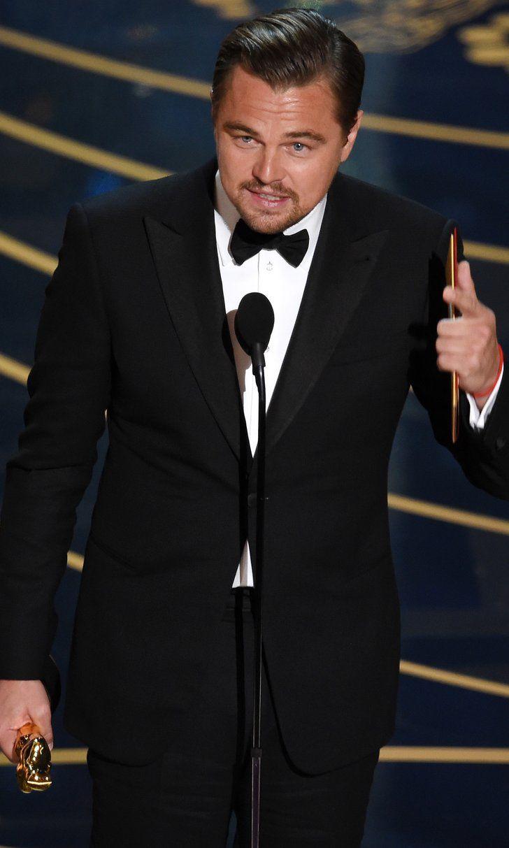 Leonardo DiCaprio's Oscar Acceptance Speech Never Gets Old