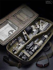 LaRue Tactical Presents Covert Rifle Case