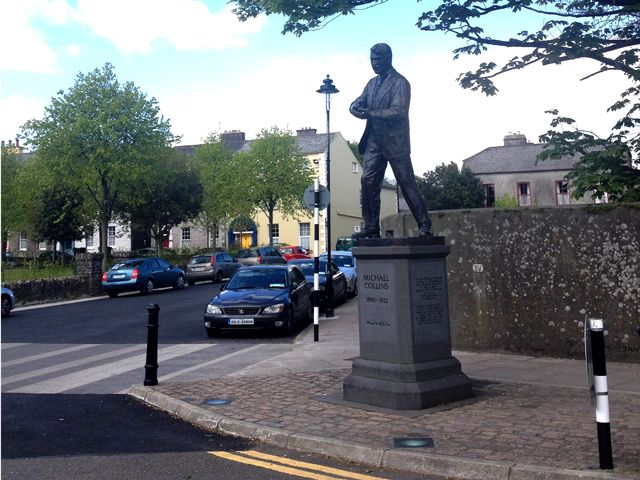 Daniel O'Connell Statue, Kinsale, Condado de Cork, Irlanda