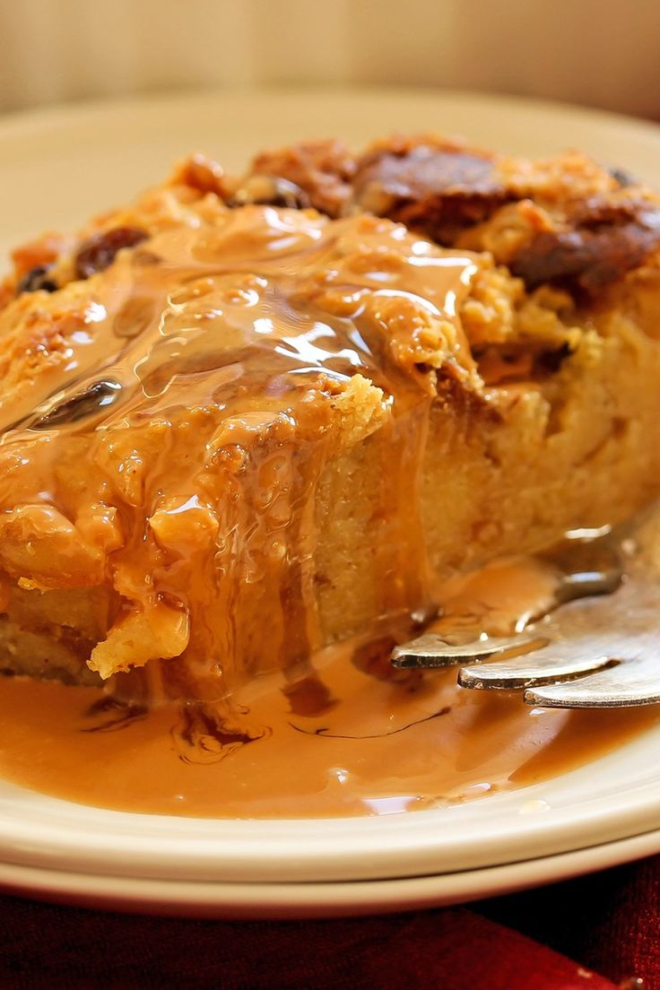 Krispy Creme Bread Pudding with Butter Rum Sauce - Recipe including course(s): Dessert; and ingredients: butter, cinnamon, condensed sweetened milk, doughnuts, egg, fruit cocktail, powdered sugar, raisins, rum, salt