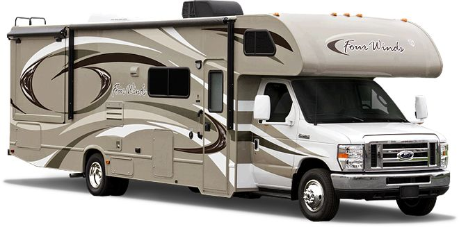 2013 Four Winds Class C Motorhomes by Thor Motor Coach