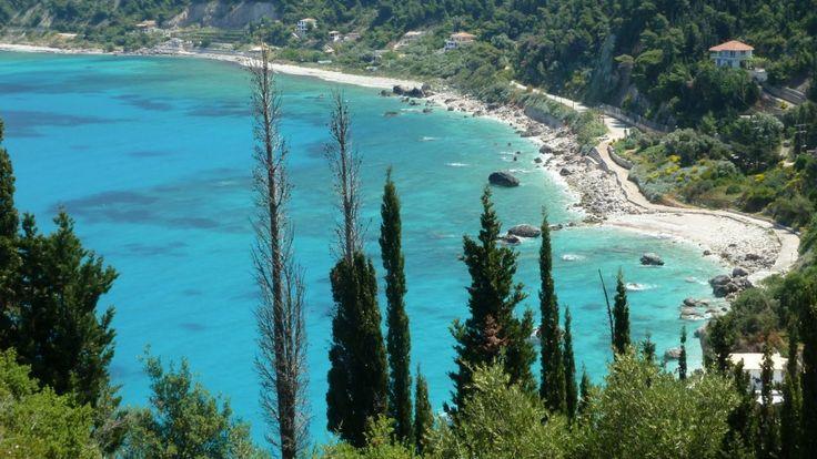 Agios Nikitas, Lefkada, Greece