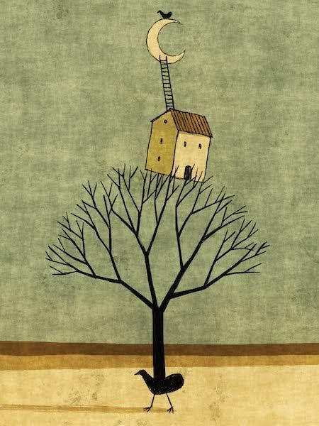 Toni Demuro. I Love this..whimsical!