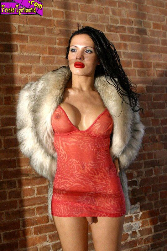 from Jude shemale in fur coat