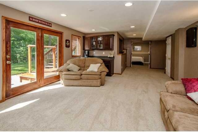 17 Best Images About Finished Basement On Pinterest