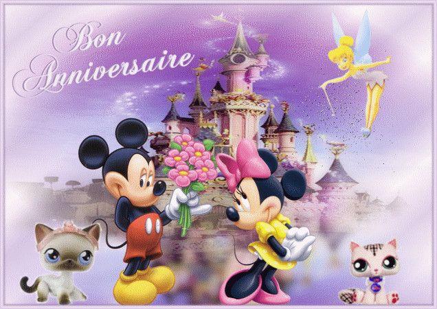 carte anniversaire animée enfant Carte Anniversaire Animée Inspirational Favori Carte Anniversaire