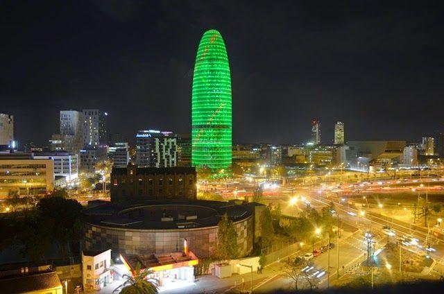 De Todo un Poco: Torre Agbar