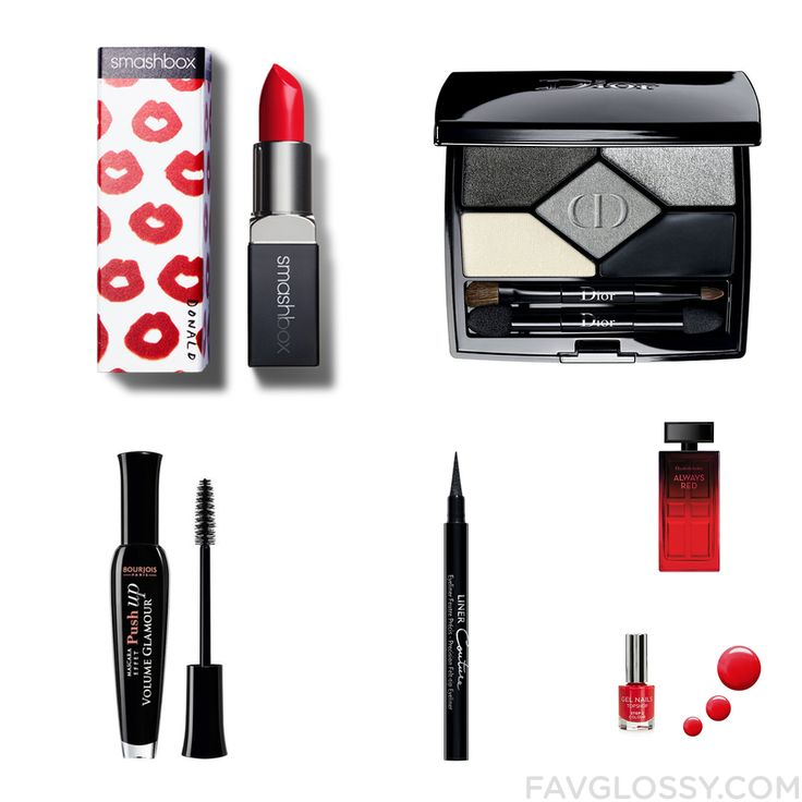 Cosmetics Tip With Smashbox Lipstick Christian Dior Bourjois Mascara And Givenchy From October 2016 #beauty #makeup