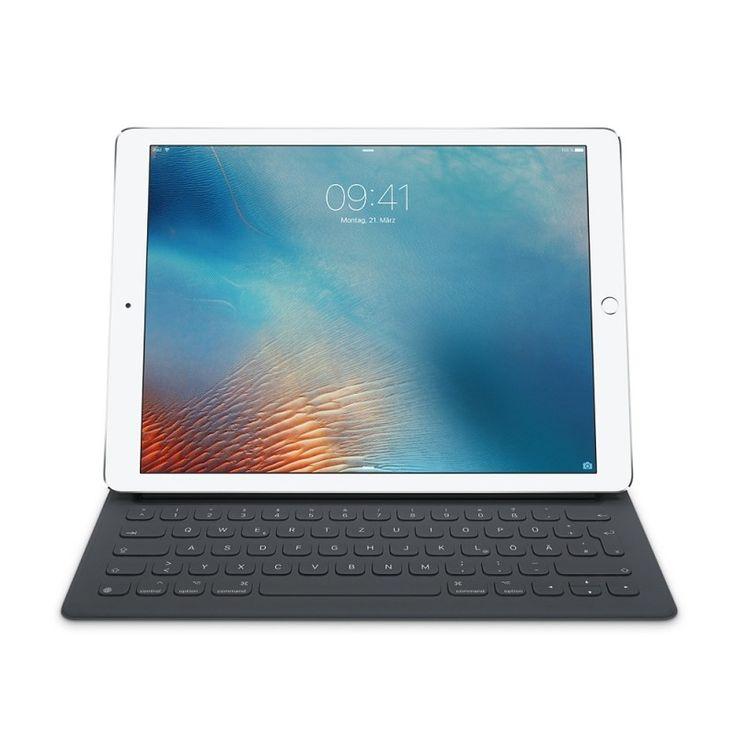 """#Tablet Tastatur Cover #APPLE #MNKT2D/A   Apple Smart Keyboard für das 12.9"""" iPad Pro  Docking Smart Connector Apple iPad Pro Schwarz     Hier klicken, um weiterzulesen.  Ihr Onlineshop in #Zürich #Bern #Basel #Genf #St.Gallen"""