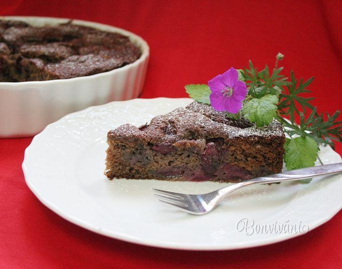 Lekvárová bublanina • recept • bonvivani.sk