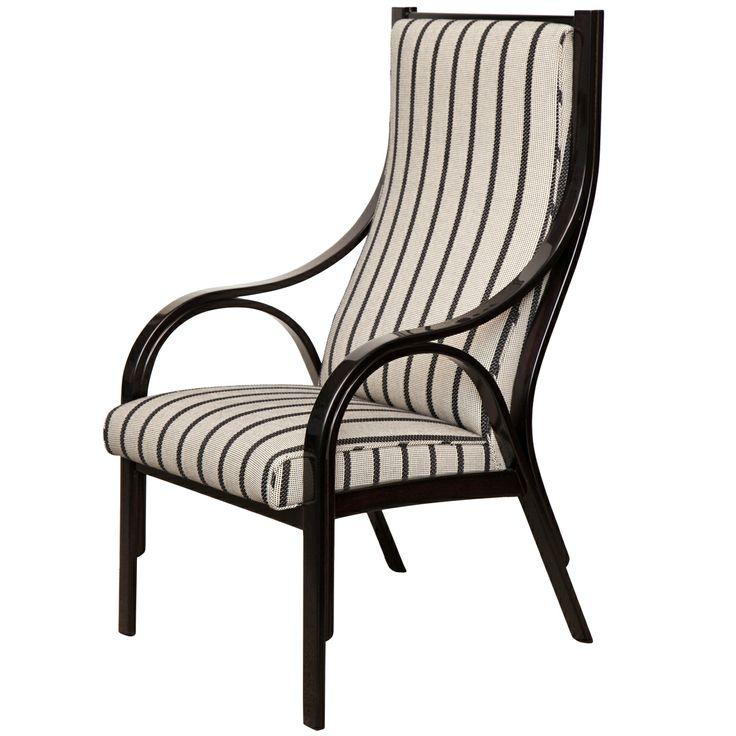 """Cavour"" Chair by V. Gregotti, G. Stoppino, & L. Meneghetti.  c.1959"