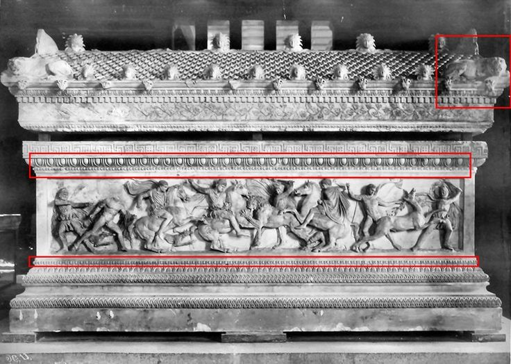 New Enigma at Amfipolis- Find the Similarities Between the new Findings in Amphipolis and the Sarcophagus of Alexander